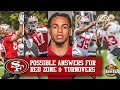 Live! Are The 49ers Stronger In The Red Zone & Secondary? Is An 18 Game Schedule A Good Idea?