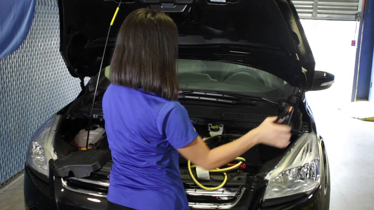 How To Jump Start Your Ford