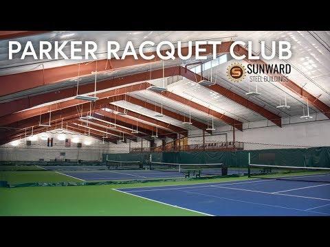 Parker Racquet Club - Indoor Tennis Facility In Parker, CO - Sunward Steel