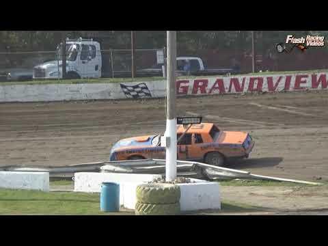 'Big Cars' - 5/19/19 - Grandview Speedway