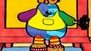 Boo!   Bedroom Rock   English Full Episode   Kids Videos   Kids Cartoon