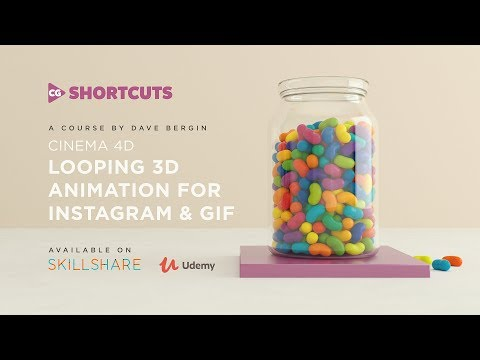 New Cinema 4D and Octane Course! (+ FREE Link) - YouTube