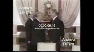 DiFilm - Mikhail Gorbachev meeting James Baker in the Kremlin 1990