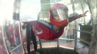 Машка летает))))