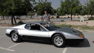 Ferrari Boxer была самой крутой Ferrari 35 лет назад
