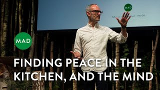 Finding Peace in the Kitchen and the Mind   Michael Miller