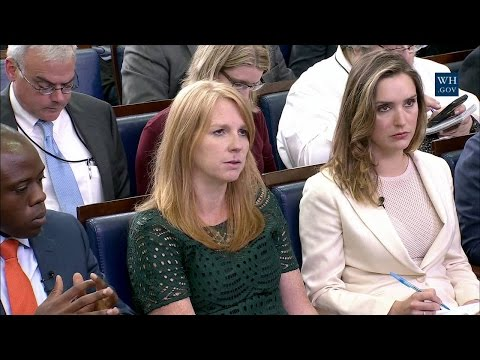 5/5/16: White House Press Briefing