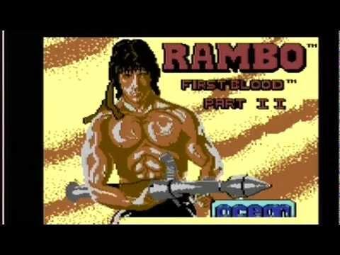 RAMBO MUSIC (C64)