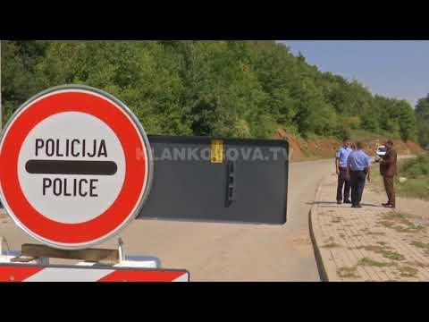 Ferizaj, policia ruan Nerodimen - 30.08.2018 - Klan Kosova