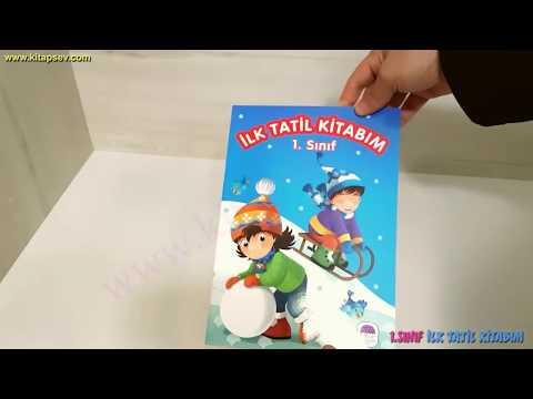 1.Sınıf - İlk Tatil Kitabım - Mehmet BAĞMANCI - Www.kitapsev.com