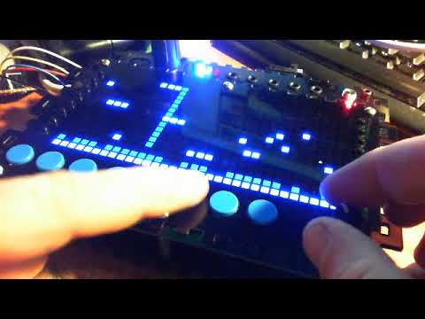 Matrix sequencer - first signs of life