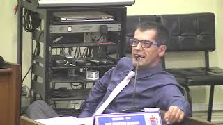 Audiência Pública sobre causa animal - Câmara Municipal de Araras