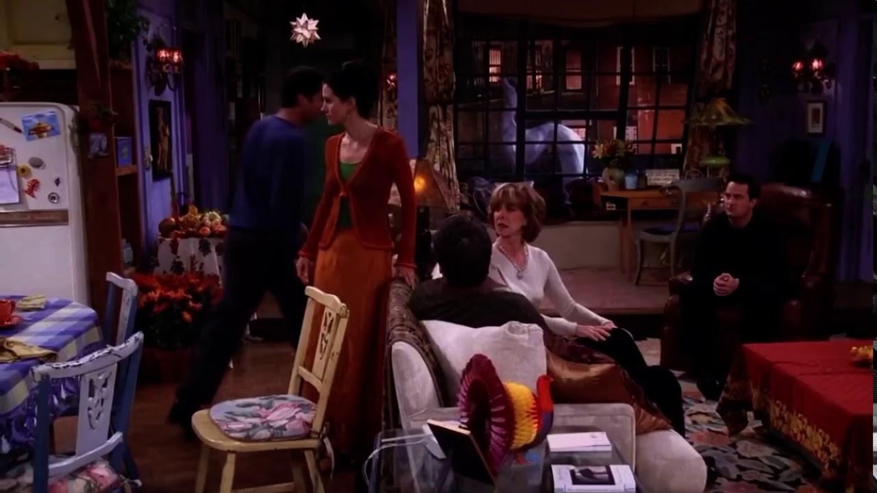 Download Ross and Monica exposing secrets | Friends— S6 E9