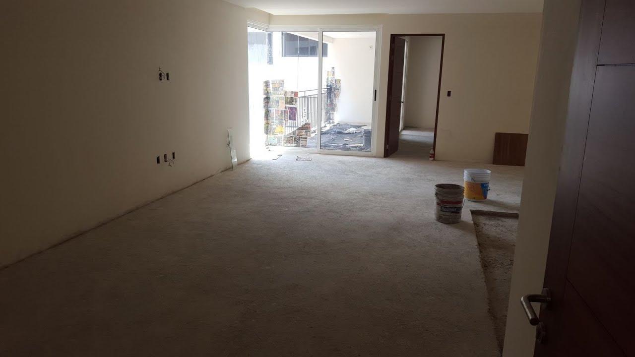 Del valle centro departamento 134 m2 interior 2 piso for Departamento del interior