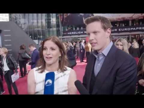 Terminator Genisys European Premiere - Producers Dana Goldberg & David Ellison