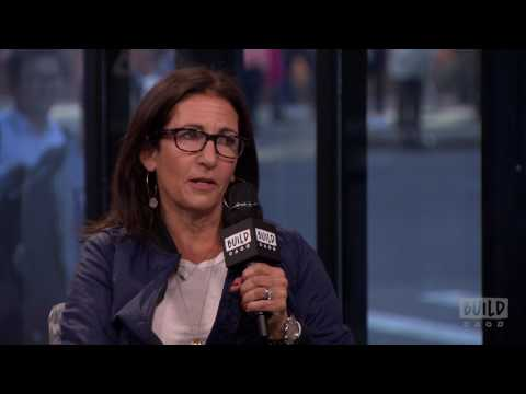 "Bobbi Brown Speaks On Her New Book  ""Bobbi Brown Beauty From The Inside Out: Makeup * Wellness * Con"