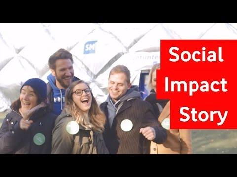 Social Impact Story: GoVolunteer