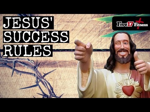 TOP TEN RULES TO SUCCESS - JESUS EDITION