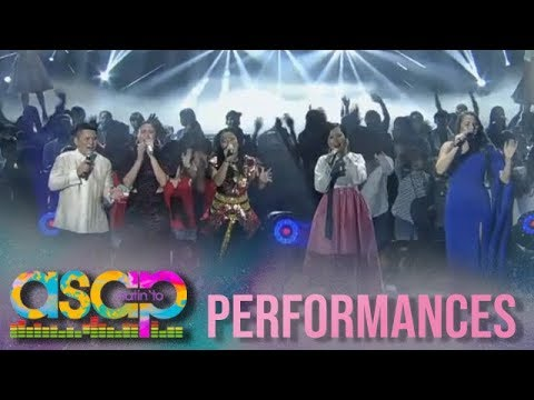 ASAP: Morissette Amon sings 'Akin Ka Na Lang' with her fans worldwide