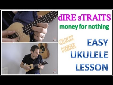 How To Play Money For Nothing Dire Straits Mark Knopfler