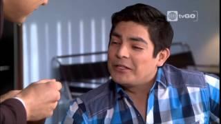 Joel Gonzales probó la miel de Sergio Estrada - Al fondo hay sitio - 22/07/2015