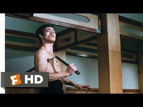 The Dojo Fight  Fist of Fury 27 Movie  1972 HD