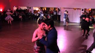 SCTC 2018 Competition (SUN) - Front Cam - Tango Salon final round