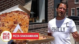 Barstool Pizza Review - Pizza Shackamaxon (Philadelphia)