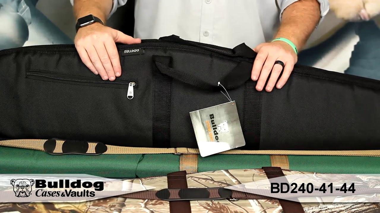 Bulldog Cases Extreme Scoped Rifle Case