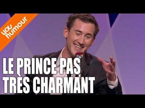 ROMUALD MAUFRAS- Le prince pas très charmant