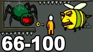 One Level 2 Stickman Jailbreak (game by RTU Studio) Android Gameplay Walkthrough 66-100 Levels