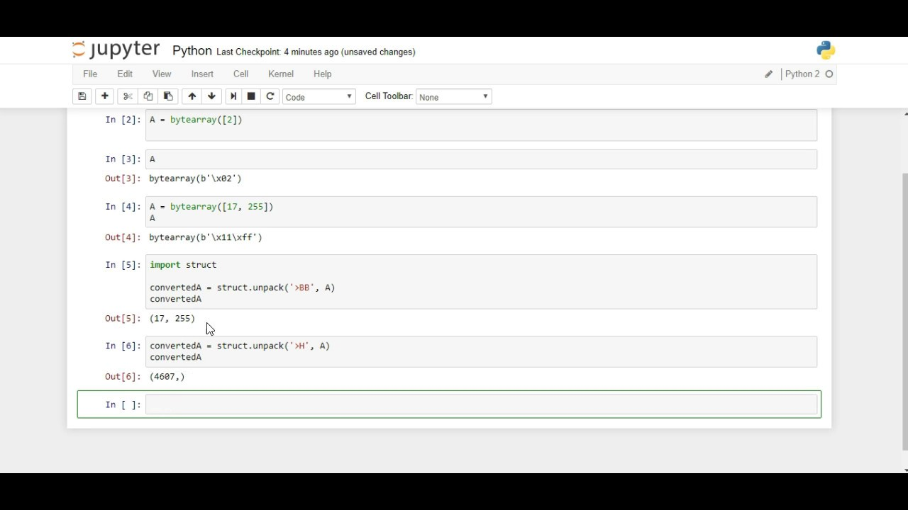 How to Convert Bytes to Integers   Delft Stack