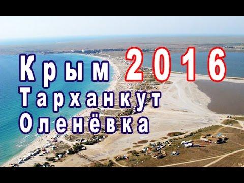 Крым 2016, Тарханкут, Оленевка. Отзыв туриста о СБК
