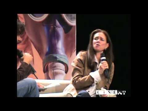 Conferencia magistral con Julie Taymor en el GIFF 2012