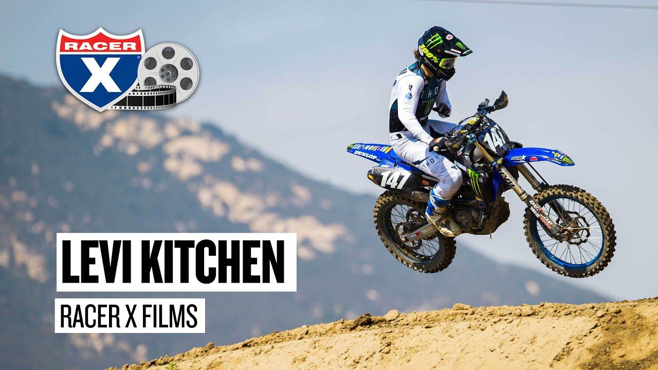 Star Racing Yamaha's Levi Kitchen | Raw Interview & Riding Edit