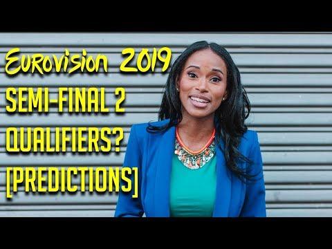 Eurovision 2019: Semi-Final 2 [PREDICTIONS]
