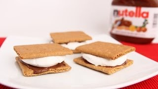 Nutella S'mores In The Oven!- Laura Vitale - Laura In The Kitchen Episode 658