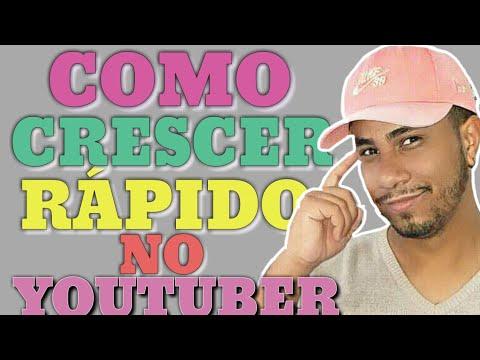 Download COMO CRESCER RÁPIDO NO YOUTUBE #DicasYoutubersIniciantes