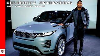 Range Rover Evoque 2020 Celebrity Interviews