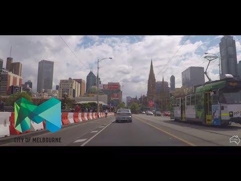 Melbourne City Center,Tour Australia