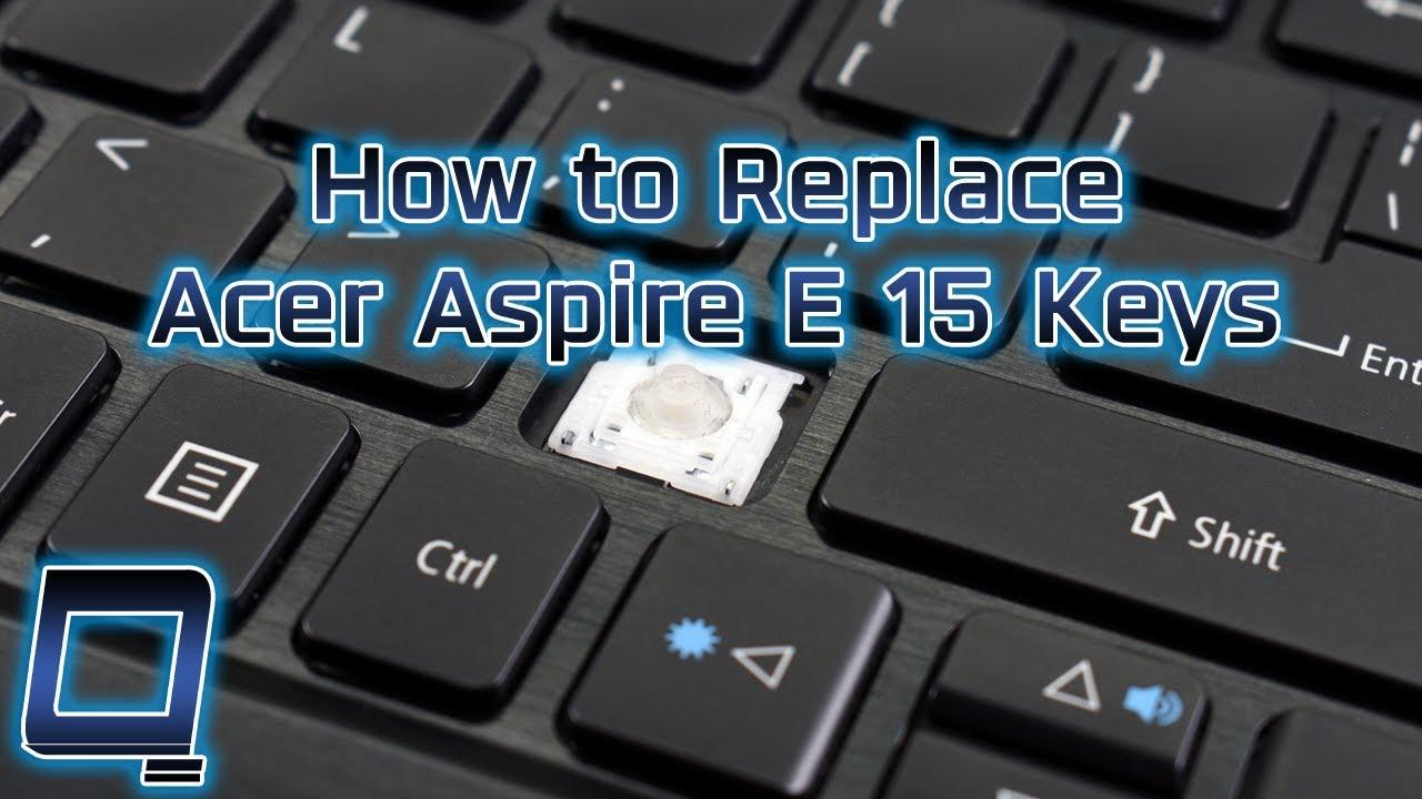 acer laptop keyboard keys