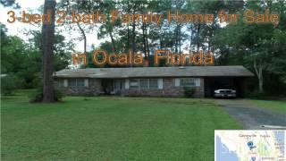 3-bed 2-bath Family Home for Sale in Ocala, Florida on florida-magic.com