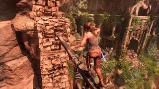Rise of The Tomb Raider | PS4 Pro 60 FPS Gameplay