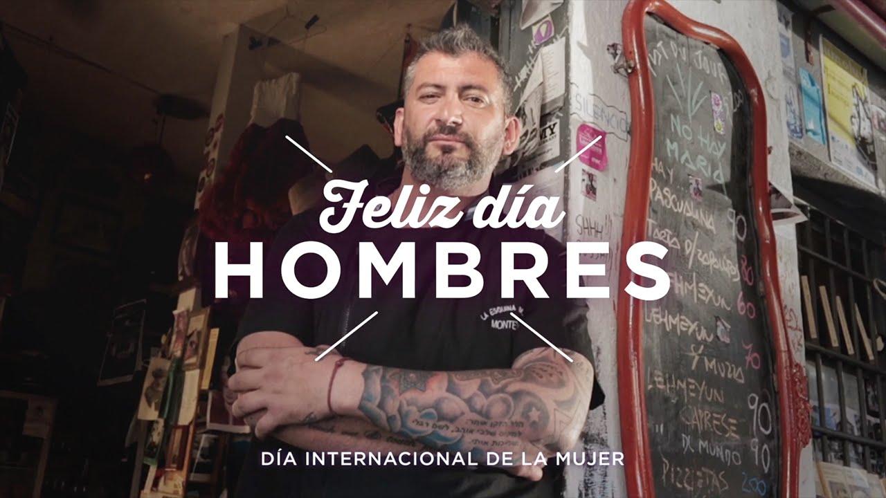 Feliz Día Hombres