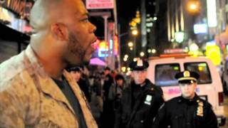 1 Marine vs 30 Cops Sgt Shamar Thomas By