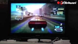 Gamescom 09: Gameplay Need for Speed Nitro - ElReino.net