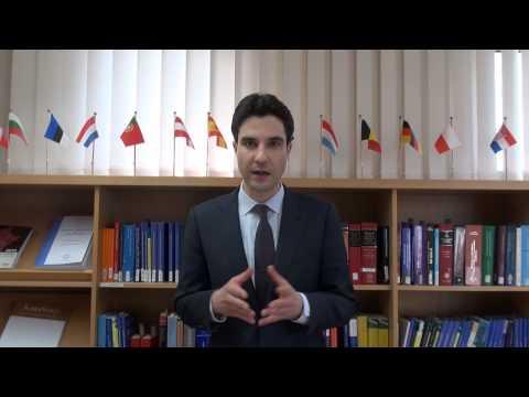 Main Principles of EU Environmental Law- seminar training