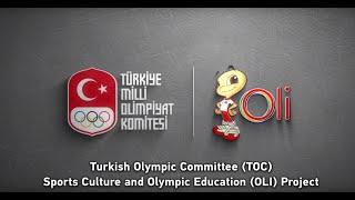 TMOK Spor Kültürü ve Olimpik Eğitim Projesi (OLİ) 2018