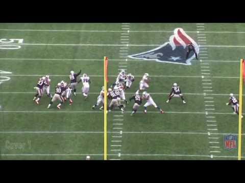 Buffalo Bills Tackle Over Veer Read vs. Patriots | Tyrod Taylor