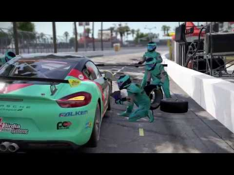 Project Cars 2 Long Beach Porsche Cayman cup PMC&LTE league